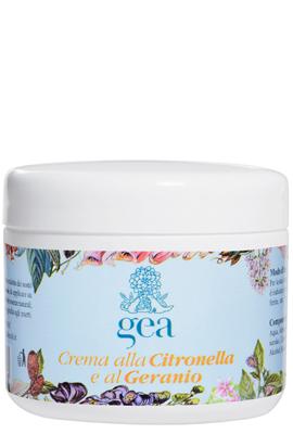 Citronella and Geranium Cream