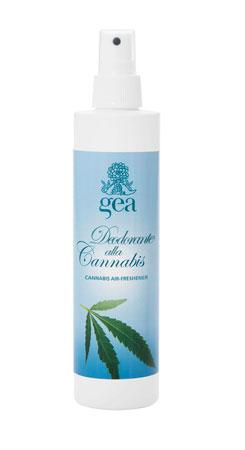 Deodorante per Ambienti alla Cannabis