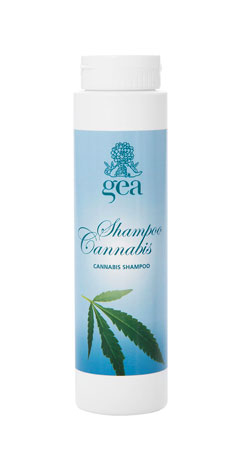 Shampoo alla Cannabis