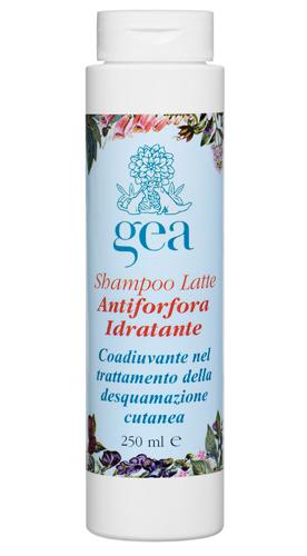 Anti-Dandruff Moisturizing Milk-Shampoo
