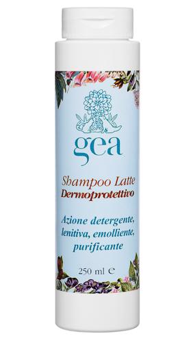 Skin-Protecting Milk-Shampoo