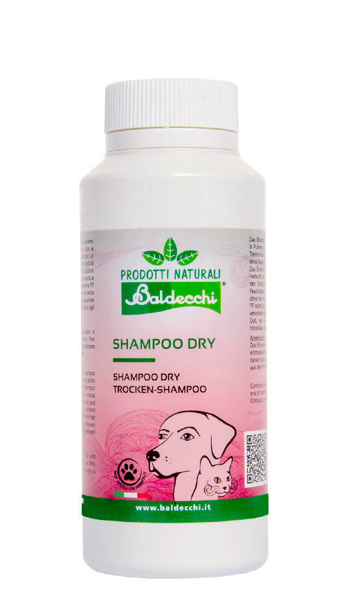 Dry Shampoo with Vitamin PP