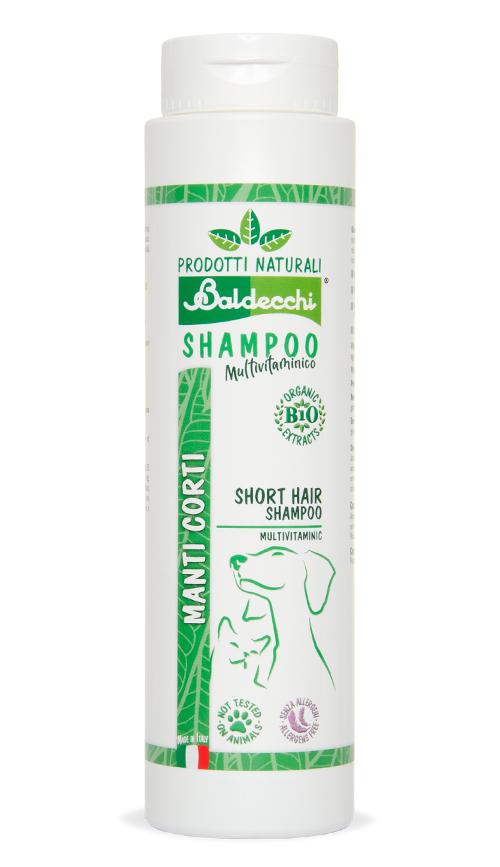 Shampoo Manti Corti - Multivitaminico