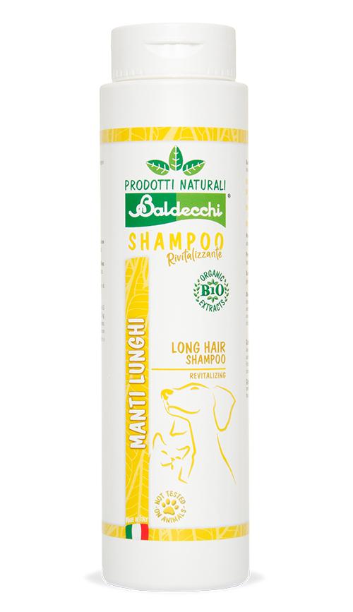 Shampoo Manti Lunghi - Rivitalizzante